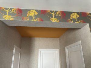 Décoration d'intérieur papier peint